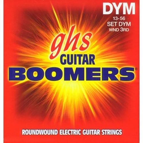 Ghs DYM Set, El Gtr, Boomers 13/56 Struny