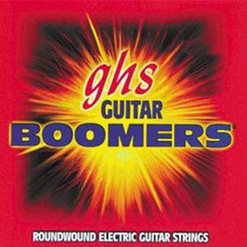 Ghs GBM Set, El Gtr, Boomers, 11/50 Struny