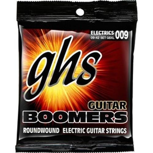 Ghs GBXL Set. El Gtr Boomers, 09/42 Struny