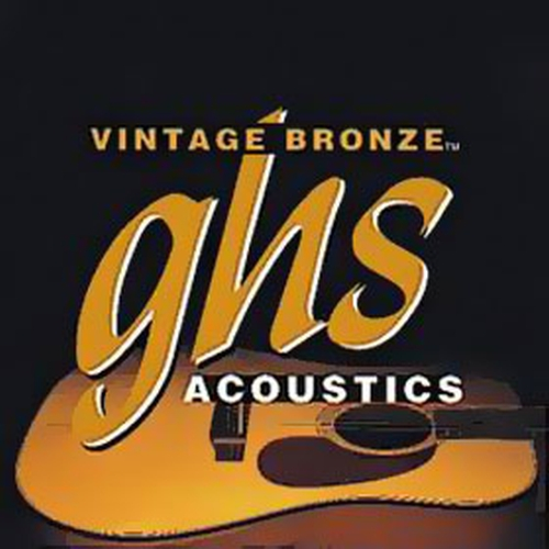 Ghs VN-XL Ak.kyt, Vintage Brnz.11/50 Struny