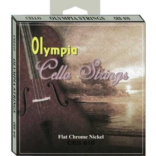 CES 610 Cello Struny Olympia