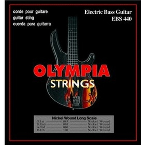EBS 440 Basové Struny 45 Olympia