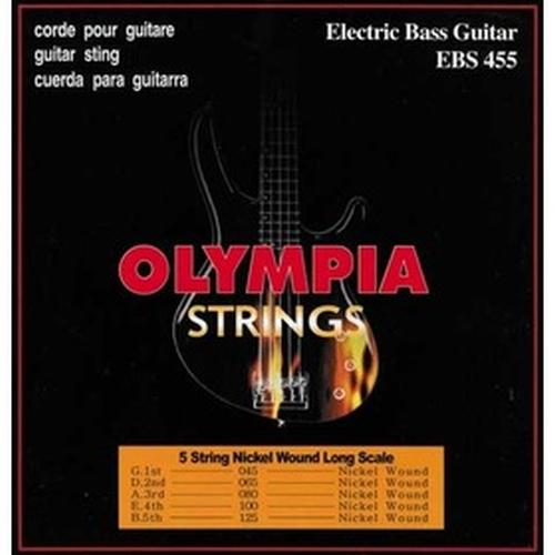Olympia EBS 455 Bas. Struny (5ks) 45 Oly