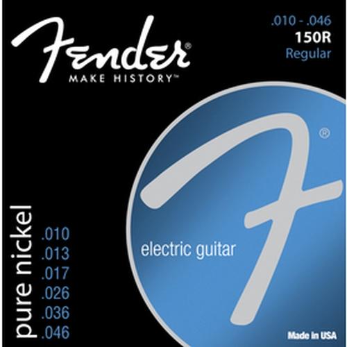 Fender 073-0150-406 150r Gauges .010-.046