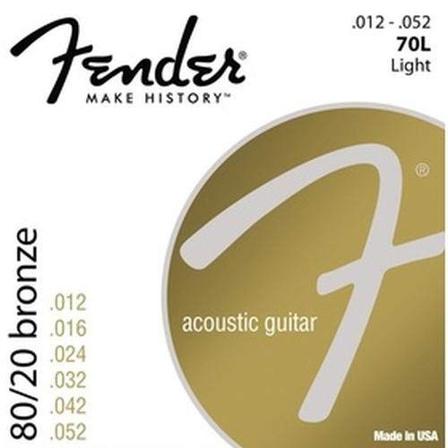 Fender 073-0070-403 End, 70l .012-.052 Gauges
