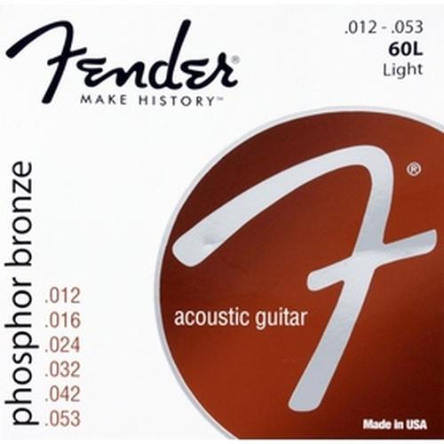 Fender 073-0060-403 60l .012-.053 Gauges