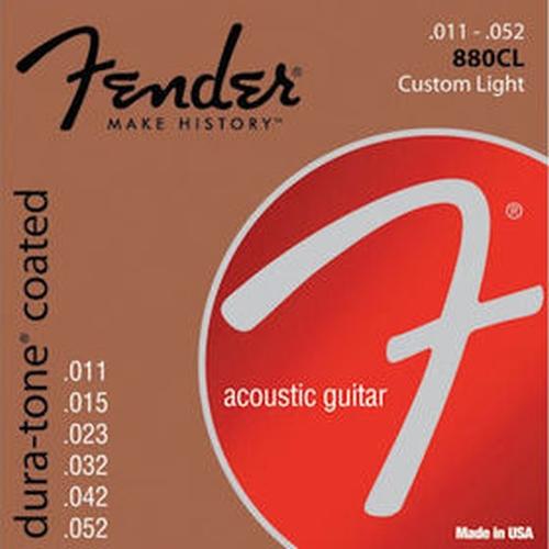Fender 073-0880-003 880cl Gauges .11-.52