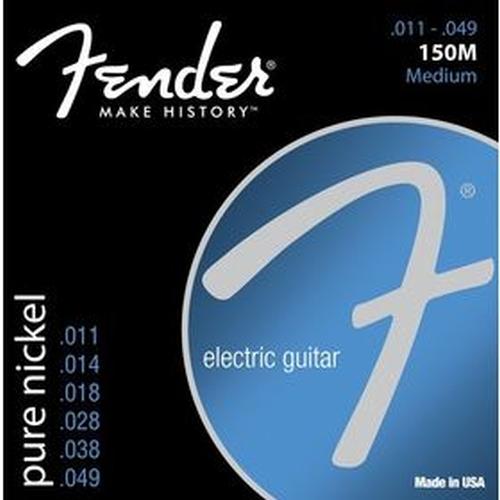 Fender 073-0150-408 150m Gauges .011-.049