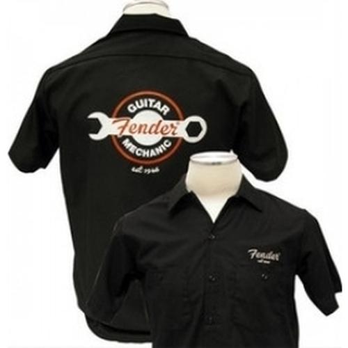 919-0039-506 Workshirt, Guitar, Bl