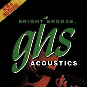 Ghs BB80 12-str, Bright Bronz 11/48 Struny