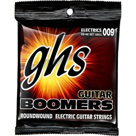 Ghs GBCL Set, El Gtr, Boomers,09/46 Struny