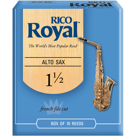 Rico ROYAL Alt Sax. 10ks *1,5