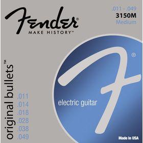 Fender 073-3150-408 3150m Gauges .011-.049
