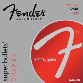 Fender 073-3250-403 3250l Gauges .009-.042